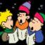 Коледен музикален микс