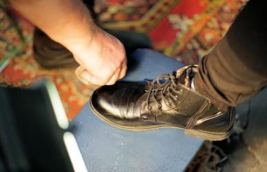 Как да се грижим за обувките си
